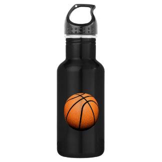 Basketball 18oz Water Bottle