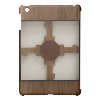 Basketball #1 Center Feature gifts iPad Mini Cover