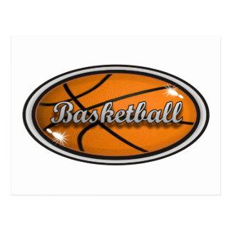Basketball 1 postcard