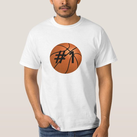 Basketball #1 T-Shirt