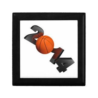 Basketball 2014 jewelry box