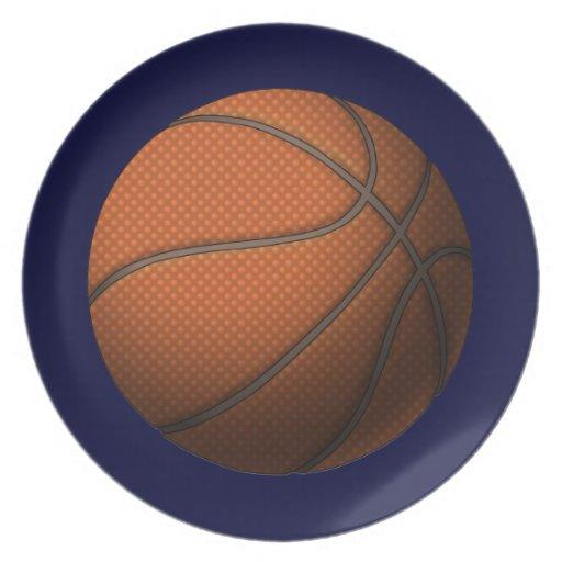 Basketball 2 ディナープレート