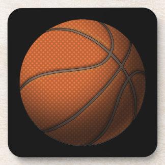 Basketball 2 beverage coasters