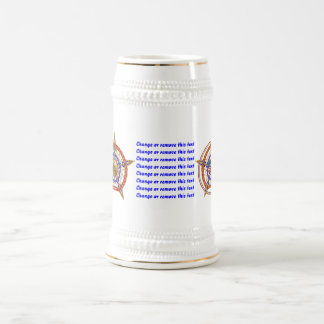 Basketball 2 diff, logos ADD Your Name View Hints Beer Stein