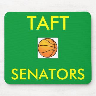 basketball-3636, TAFT, SENATORS Mouse Pad