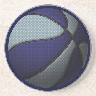 Basketball 3 beverage coaster