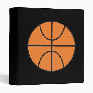 Basketball 3 Ring Binder