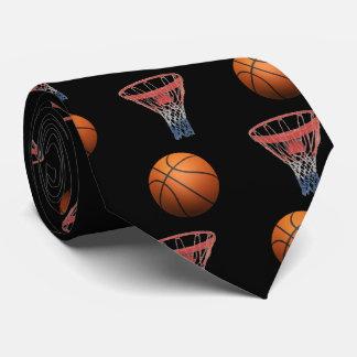 Basketball - 3D Effect Tie