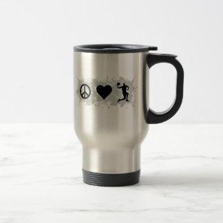 Basketball 4 coffee mug
