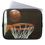 Basketball 5 laptop sleeve