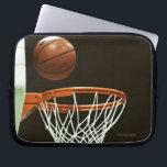 """Basketball 5 laptop sleeve<br><div class=""""desc"""">AssetID: 122638387 / {Datacraft Co Ltd} / Basketball</div>"""