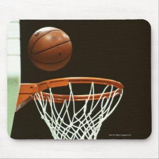 Basketball 5 mouse pad