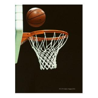 Basketball 5 postcard