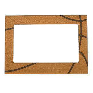 Basketball 5x7 Magnetic Frame