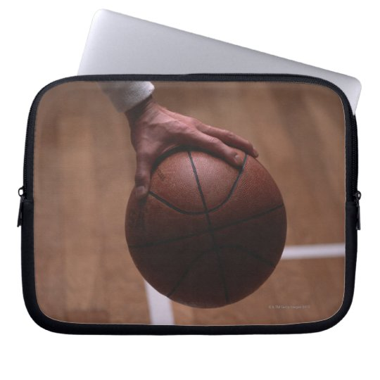 Basketball 6 laptop sleeve