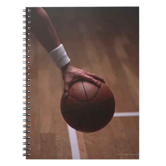 Basketball 6 notebook