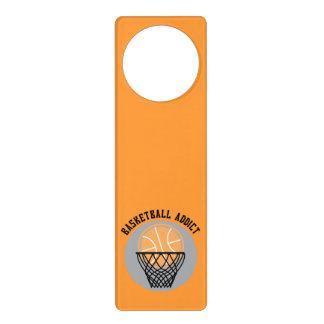 Basketball Addict Door Hangers