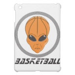 basketball alien head with text case for the iPad mini