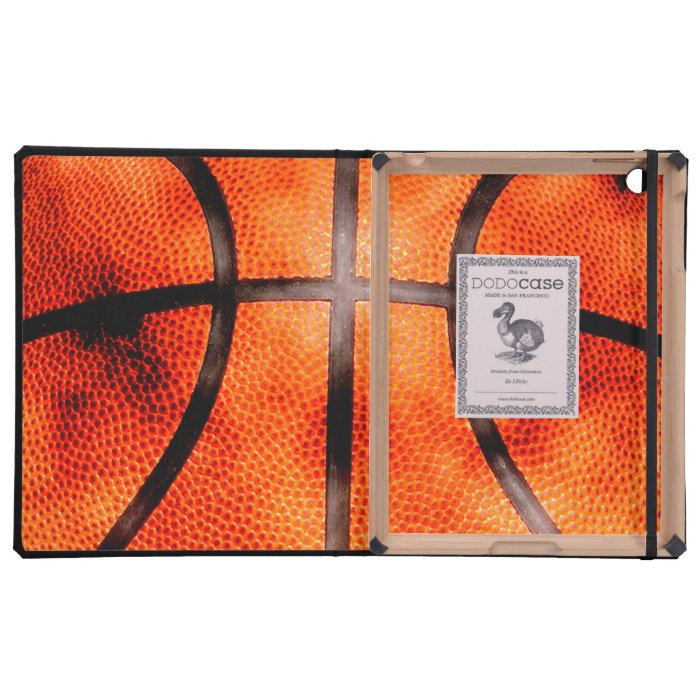 Basketball All Day Grunge Style Case For iPad