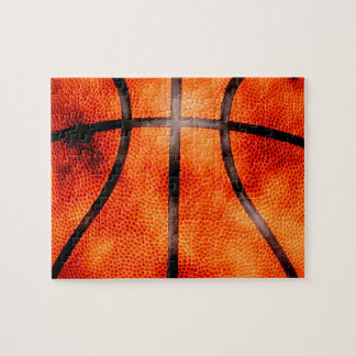 Basketball All Day Grunge Style Jigsaw Puzzles
