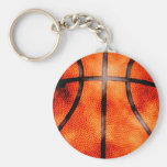 Basketball All Day Grunge Style Key Chain