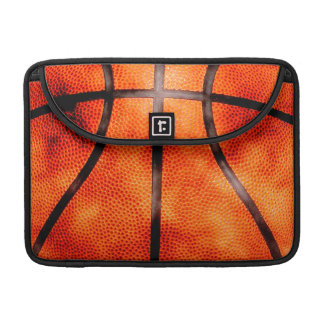 Basketball All Day Grunge Style Sleeve For MacBooks