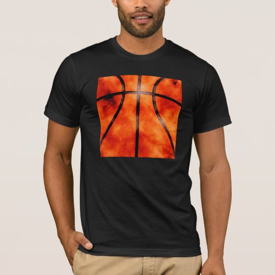 Basketball All Day Grunge Style T-Shirt