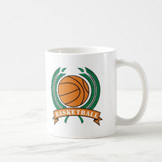Basketball-and-Boarder Classic White Coffee Mug