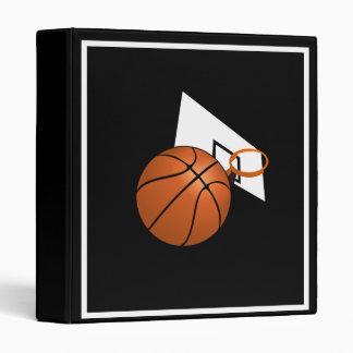 Basketball and Hoop Binder