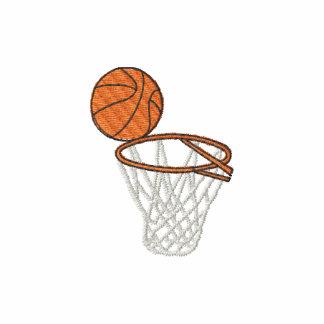 Basketball and Hoop Hoody