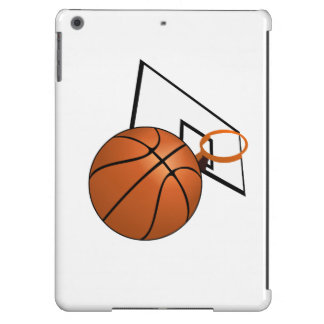Basketball and Hoop iPad Air Cover