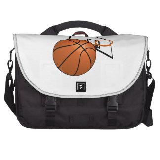 Basketball and Hoop Bag For Laptop