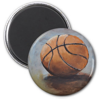 Basketball anyone? fridge magnet