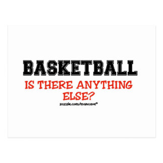 Basketball Anything Else? Postcard