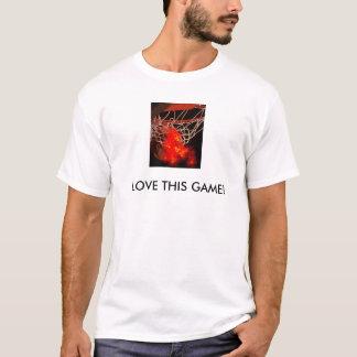 Basketball Art T-Shirt