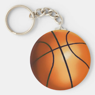Basketball Artwork Keychains