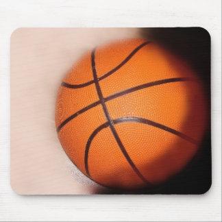 Basketball Artwork Mouse Pad