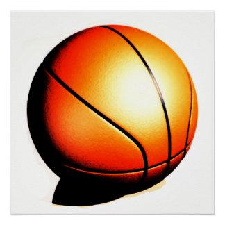 Basketball Artwork Perfect Art Poster