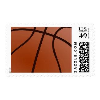 Basketball Artwork Postage