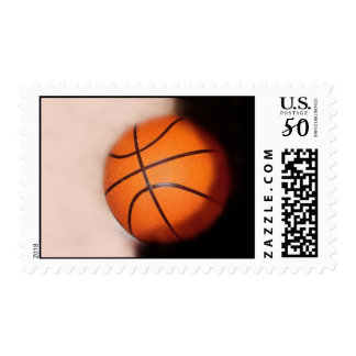 Basketball Artwork Postage Stamps