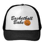Basketball Babe Sport Ladies Hat