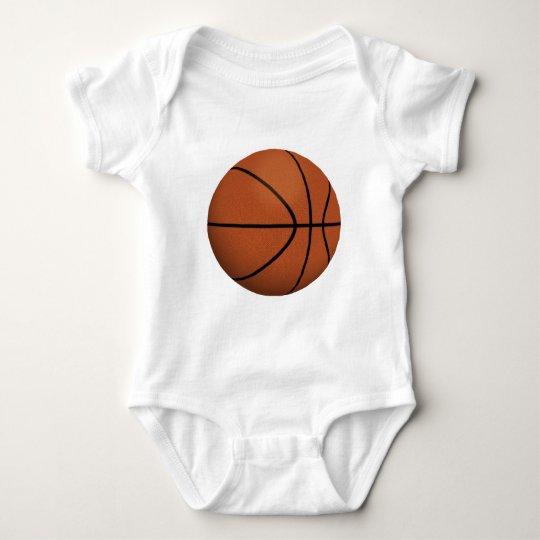 Basketball: Baby Bodysuit
