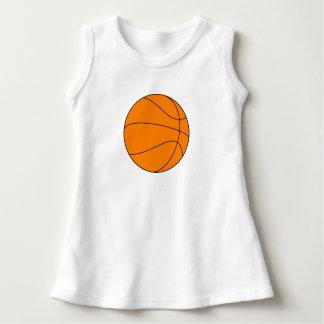 Basketball Baby Sleeveless Dress