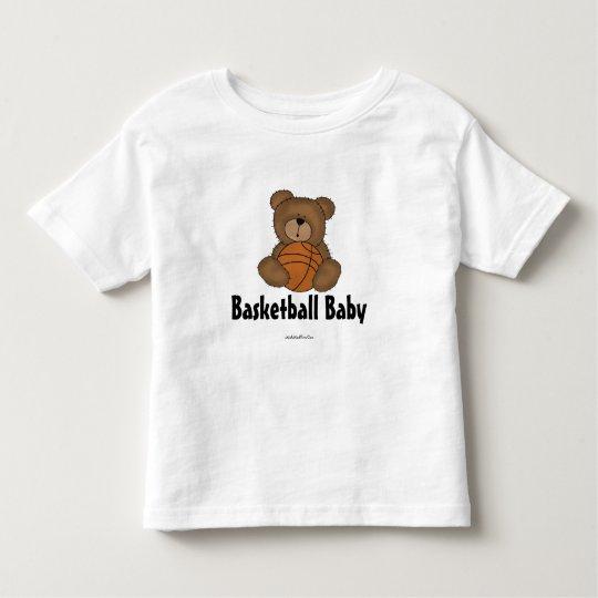 Basketball Baby Toddler T-shirt