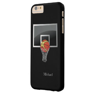 Basketball Backboard Ball Barely There iPhone 6 Plus Case