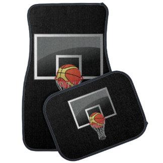 Basketball Backboard Ball Car Mat