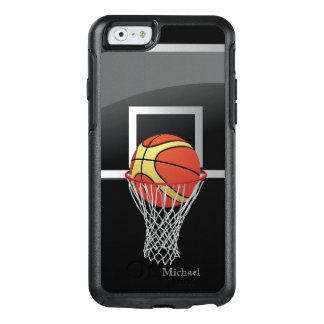 Basketball Backboard Ball OtterBox iPhone 6/6s Case
