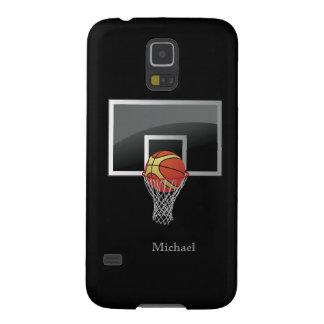 Basketball Backboard Ball Samsung S5 Case
