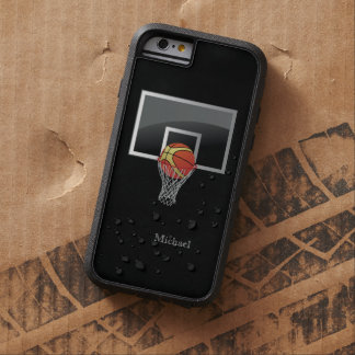 Basketball Backboard Ball Tough Xtreme iPhone 6 Case