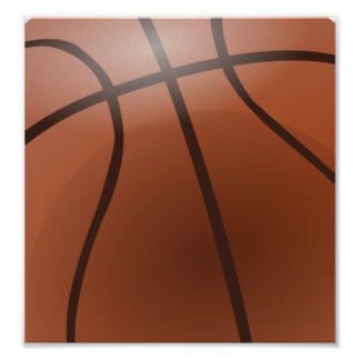 Basketball Background Posters